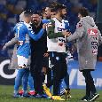 CorSport - Tagli agli stipendi, nel Napoli colloqui singoli tra i giocatori, Gattuso e Giuntoli: i giocatori non hanno idea di cosa accadrà