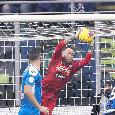 Il giorno dopo Inter-Napoli... il nuovo messaggio lanciato da Ospina e la Coppa salvagente