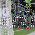 CorSera - Mertens regista offensivo del Napoli, il belga mette nel mirino Hamsik! Ospina ancora titolare a Brescia