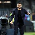 """""""Preferisco la qualificazione in Europa League al passaggio del turno col Barça!"""" CdM celebra Gattuso: """"Scelta legittima e coraggiosa"""""""