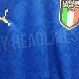 Maglia Italia Euro 2020, spunta l'anteprima: ecco le novità della possibile divisa azzurra [FOTO]