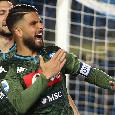Insigne-Fabian, Gazzetta: Napoli intorno a loro due proverà a costruire il sogno Champions