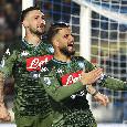 Pagelle Brescia-Napoli: Fabian pazzesco, Insigne da capitano! Manolas un muro, Di Lorenzo come martella