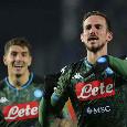 """Il Mattino: """"Il Napoli gioca solo per nove minuti e se li fa bastare. La risolvono due calciatori in rodaggio"""""""