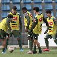 Napoli Primavera, addio a Frattamaggiore: la squadra giocherà a Cercola