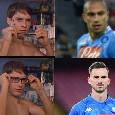 <i>SOCIAL...ISMO</i> - <i>Fabian Inler</i> e i <i>cani</i> di Chancellor, <i>l'ammutinamento Caressa</i>, la risposta di Messi alla voce Napoli e l'esclusivo audio VAR!