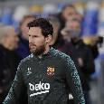 Messi entra al San Paolo, la foto supera i due milioni di <i>like</i> su Instagram in pochissimo tempo [FOTO]