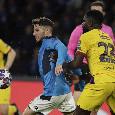 """Il commento della SSC Napoli: """"Senza paura e a testa alta! L'avventura continua..."""""""