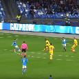Mertens show contro il Barcellona, il suo gol ripreso live dalla Tribuna è da brividi! [VIDEO]