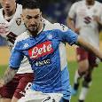 """Politano, l'agente: """"Gattuso lo voleva già al Milan! La concorrenza non lo spaventa, farà grandi cose in azzurro"""""""