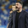 """L'appello di Gattuso: """"Stiamo attraversando un momento non bellissimo, bisogna rispettare le regole! Serve uno sforzo da parte di tutti i tifosi"""" [VIDEO]"""