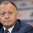 """Lione, Aulas contro la Juve: """"Come mi sono divertito, loro provavano a mettere pressione sull'arbitro"""""""