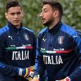 Euro 2020, Mancini utilizza anche Castrovilli e Sirigu: solo Meret non ha esordito all'Europeo