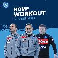 La SSC Napoli e lo staff di Gattuso prepara lezioni video di wellness per i tifosi azzurri: i dettagli