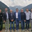 "Dimaro-Folgarida, il sindaco Lazzaroni: ""Bilancio del ritiro Napoli assolutamente positivo, tifosi esemplari"""