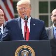Coronavirus, negli Usa 1939 decessi in 24 ore: è la crescita più alta ma Trump spera in un calo