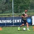 """Milik felice per il ritorno in campo per l'allenamento: """"Finalmente!"""" [FOTO]"""