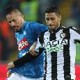 """Mandragora, l'agente: """"Peccato non giochi col Napoli, ci teneva! Rolando contropartita per Milik? Sarebbe bello, ma Udinese e Juventus..."""" [ESCLUSIVA]"""