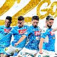 Dries Mertens, la classifica dei 122 gol segnati con il Napoli: le scelte di CalcioNapoli24