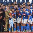 UFFICIALE - Coppa Italia, Napoli-Empoli si disputerà il 13 gennaio