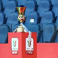 Finale Coppa Italia 2021, Olimpico occupato! Scelto lo stadio, si torna al Nord! Ecco quando si gioca