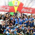 Dall'esplosione di gioia di Insigne al ruggito di Milik: le emozioni di Napoli-Juventus [FOTOGALLERY CN24]