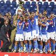 Il giorno dopo la vittoria della Coppa Italia...Il professor Demme, le mani di Meret ed il giusto premio a Gattuso