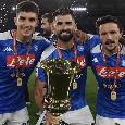 """Giuffredi: """"Gattuso sta convincendo Hysaj a restare, l'anno scorso era fatta col Valencia! Sepe al Napoli? Solo se parte un portiere. Stiamo affrontando anche il tema rinnovo per Mario Rui e Di Lorenzo"""" [ESCLUSIVA]"""