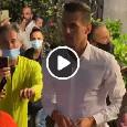"""""""Non andare alla Juve!"""", un tifoso 'prega' Milik dopo la cena patto Champions [VIDEO]"""