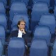 Retroscena Mancini: il ct dell'Italia non ha convocato Di Lorenzo e Meret per il rischio coronavirus