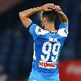 Sky - Niente accordo tra Roma e Napoli e tra calciatore e club azzurro, naufragato l'intreccio di mercato Milik-Dzeko
