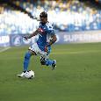 Napoli in vantaggio! Hysaj dal limite sblocca il match: primo gol in azzurro per l'albanese