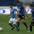 """Il commento della SSC Napoli: """"Discorso Champions virtualmente chiuso"""""""