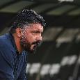 Rinnovo Gattuso, Gazzetta: presto De Laurentiis gli proporrà un nuovo contratto, definita la nuova scadenza