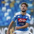 Doppio cambio per il Napoli al 67': dentro Politano e Mertens, out Milik e Callejon