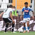 Dalle proteste contro Giua al faccia a faccia con Koulibaly: le emozioni di Parma-Napoli 2-1 [FOTOGALLERY CN24]