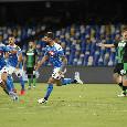 """Napoli-Sassuolo 2-0, la telecronaca di Martino e Del Genio: """"Segna Hysaj, questa è una notizia!"""" [AUDIO]"""