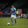 Ultimi cambi per il Napoli: dentro Allan e Elmas per i minuti finali