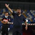 Il Mattino - Stagione orribile che sarà ricordata per il fallimento Ancelotti, gioco pessimo ritrovato grazie a Gattuso