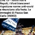 """Assurdo TuttoJuve: """"Torino non è Napoli, i tifosi rispettano le norme anti Covid e rinunciano alla festa"""" [FOTO]"""