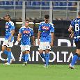 Pagelle Inter-Napoli, i voti: Milik assente ingiustificato! Insigne e Zielinski ci provano, Elmas e Demme deludenti