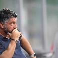 Dalla smorfia di Gattuso alla delusione degli azzurri: le emozioni di Inter-Napoli 2-0 [FOTOGALLERY CN24]