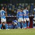 RILEGGI DIRETTA - Napoli-Lazio 3-1 (9' Fabian Ruiz; 32' Immobile; 54' rig. Insigne; 92' Politano): problema muscolare per Insigne, costretto ad uscire