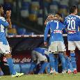 Pagelle Napoli-Lazio, i voti: Callejon dice addio al San Paolo, grazie José!