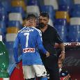 Dal lungo addio di Callejon alla baraonda finale: le emozioni di Napoli-Lazio 3-1 [FOTOGALLERY CN24]