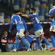 Il giorno dopo Napoli Lazio...L'ultima apparizione dello scarto del Real Madrid e Insigne vittima di una sfida inutile