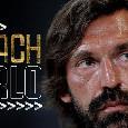 UFFICIALE - Juventus, Andrea Pirlo è il nuovo allenatore. Contratto biennale