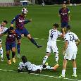 Pagelle Barcellona-Napoli, i voti: Insigne l'ultimo a mollare, Zielinski fantasma! Koulibaly in bambola, pochi palloni per Mertens