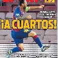 """Mundo Deportivo e Sport celebrano il Barcellona: """"Messi conduce il Barça a Lisbona!"""" [FOTO]"""