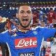 """Politano: """"Grazie Napoli per l'accoglienza che mi hai riservato. Ho vinto il mio primo trofeo, torneremo più carichi per la nuova stagione"""""""